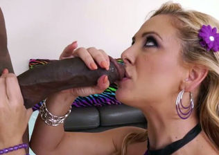 Thick black pink cigar torturous ass-fuck